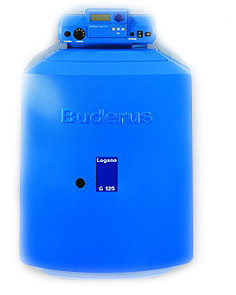 Buderus G125BE Low NOx Residential Oil Boiler