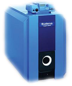 Buderus Boilers Model GW115WS