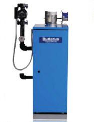 Buderus GC124 Gas Fired Boiler