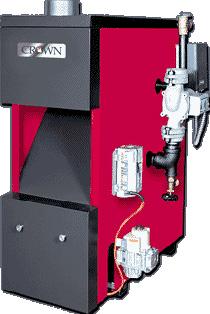 Crown Aruba 3 Gas Fired Boiler