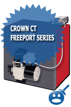 Crown CT FREEPORT Series