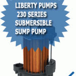 Liberty Pumps 230 Series Submersible Sump Pump
