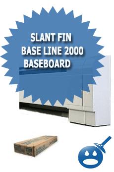 Slant Fin Base Line 2000 Baseboard