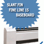 Slant Fin Fine Line 15 Baseboard