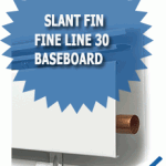 Slant Fin Fine Line 30 Baseboard
