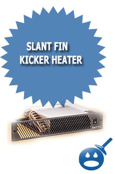 Slant Fin Kicker Heater