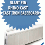 Slant Fin Rhino-Cast Cast Iron Baseboard