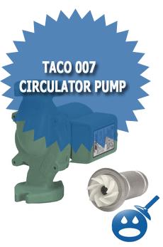 Taco 007 Circulator Pump