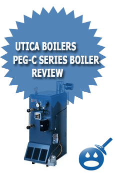Utica Boilers PEG-C Series Boiler Reviews