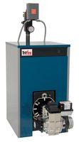 Utica Boilers TriFire Oil Fired Boiler