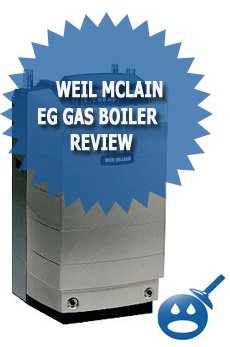 Weil McLain EG Gas Boiler Review