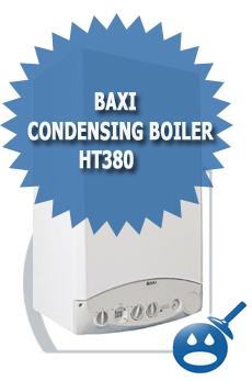 Baxi Condensing Boiler HT380