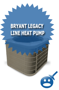 Bryant Legacy Line Heat Pump