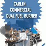 Carlin Commercial Dual Fuel Burner