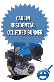 Carlin Residential Gas Fired Burner