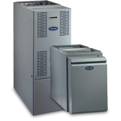 Carrier Performance Variable Speed 80 Oil Furnace