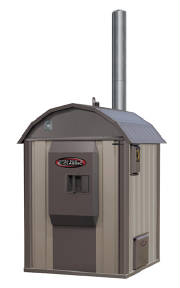 Central Boiler E-Classic 2300 Outside Wood Furnace