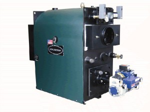 Columbia KWO Waste Oil Boiler