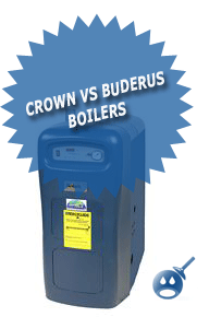 Crown VS Buderus
