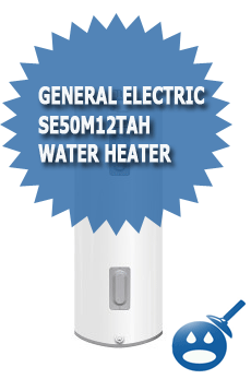 General Electric SE50M12TAH Water Heater