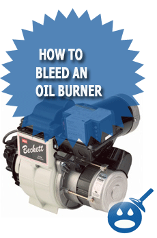 How To Bleed An Oil Burner