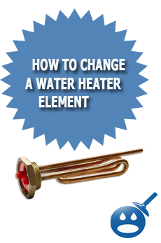 How To Change A Water Heater Element