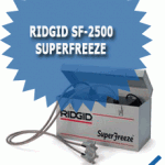 RIDGID SF-2500 SuperFreeze