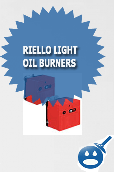 Riello Light Oil Burners