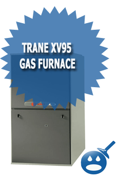 Trane XV95 Gas Furnace