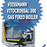 Viessmann Vitocrossal 300 Gas Fired Hot Water Boiler