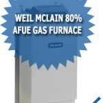 Weil McLain 80% AFUE Gas Furnace