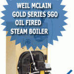Weil McLain Gold Series SGO Oil Fired Steam Boiler