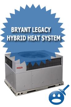 Bryant Legacy Hybrid Heat System