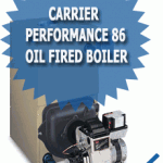 Carrier Performance 86 Oil Fired Boiler