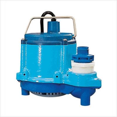 Little Giant Big John Submersible Pump 6 Series