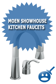 Moen ShowHouse Kitchen Faucets