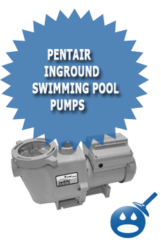 Pentair Inground Swimming Pool Pumps