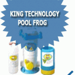 King Technology Pool Frog