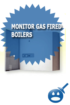Monitor Gas Fired Boilers