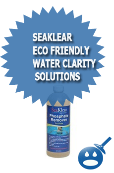 Seaklear Eco Friendly Water Clarity Solutions