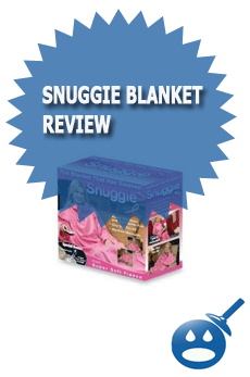 Snuggie Blanket Review