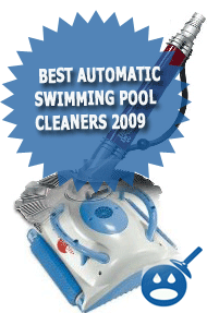 Best Automatic Swimming Pool Cleaners 2009