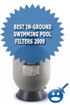 Best IN Ground Swimming Pool Filters