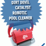 Dirt Devil Catalyst Robotic Pool Cleaner