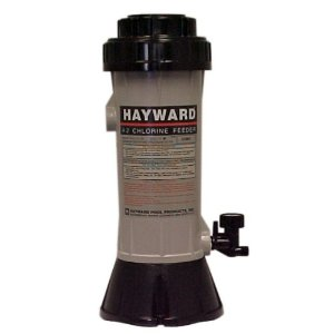 Hayward CL110ABG Automatic Chemical Feeder for Above-Ground Pools