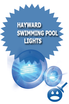 Hayward Swimming Pool Lights