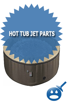 Hot Tub Jet Parts