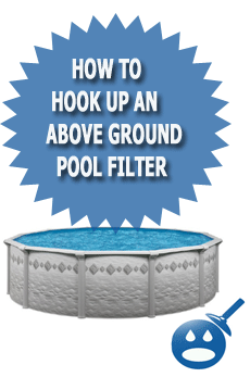 How to Hook Up a Swimming Pool Filter