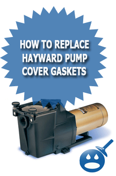 How To Replace Hayward Super Pump Gaskets