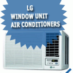LG Window Unit Air Conditioners